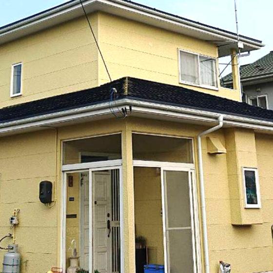 十和田市K様邸 全塗装工事